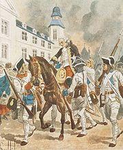Death of General Montcalm