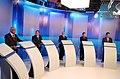 Debate na TV Bahia entre candidatos a governador das eleições de 2010.jpg