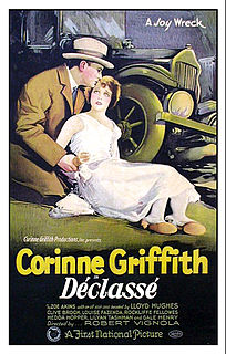 <i>Déclassée</i> 1925 film