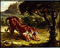 Delacroix - Tiger and Snake.jpg