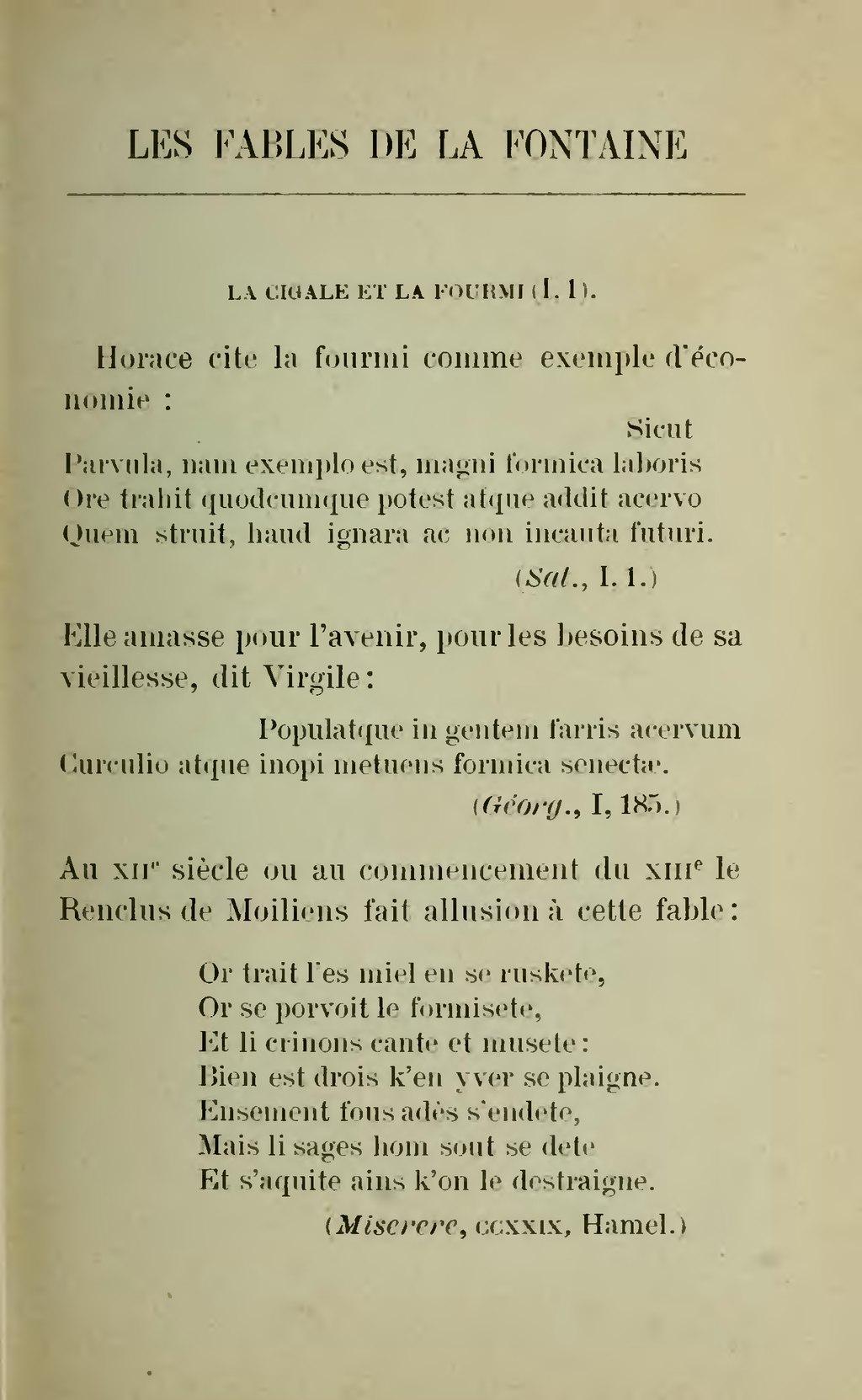 Page:Delboulle - Les Fables de La Fontaine, 1891.djvu/9 ...