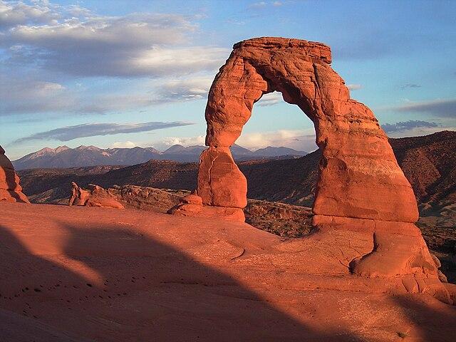 Národný park Arche, Utah