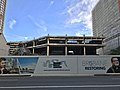 Demolition of government buildings in George Street, Brisbane in September 2017, 02.jpg