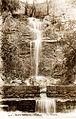 Dentelles de Montmirail la cascade du Rocher Saint-Christphe à Lafare.jpg