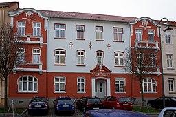 Richard-Wagner-Straße in Dessau-Roßlau