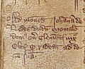 Detail from Archbishop of York's register, 9A f.326 (verso) entry 2.jpg