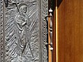 Detail of Orthodox Church Door - Dnieper Riverfront - Dnipropetrovsk - Ukraine (44137038431).jpg