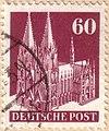 Deutsche post 60 - Kölner Dom 1950.jpg