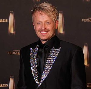 Ross Antony - Ross Antony at the German Television Awards 2012