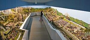 Der deutschlandexpress wikipedia for Circuit jardins anglais