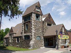 Dewey Memorial Hall
