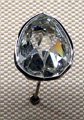 Sancy - Sancy diamond