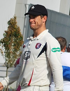 Sean Dickson (cricketer) South African professional cricketer