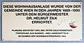 Diefenbachgasse 30, Vienna - plaque.jpg