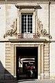 Dijon palais des ducs de Bourgogne Cour de Flore 01.jpg