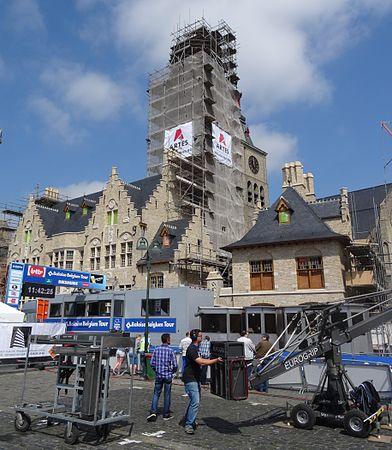Diksmuide - Ronde van België, etappe 3, individuele tijdrit, 30 mei 2014 (A012).JPG