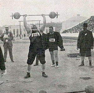 Josef Steinbach - Steinbach at the 1906 Olympics