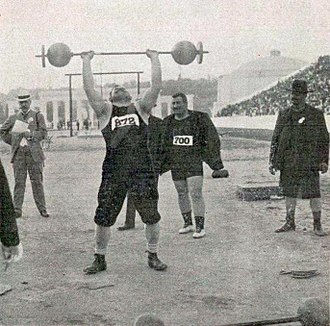 Josef Steinbach - Steinbach at the 1906 Olympics