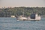Dinars Y 113 on the Bosphorus in Istanbul, Turkey 001.JPG