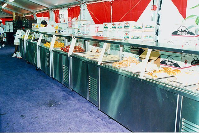 Atlanta Food Hall Market