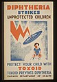 Diphtheria strikes unprotected children LCCN98508392.jpg