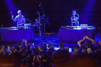 Disclosure (band) - Disclosure performing in 2013