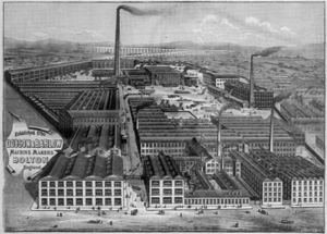 Dobson & Barlow - Image: Dobson and Barlow Factory TM84