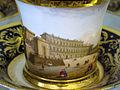 Doccia, servito con vedute di firenze, 1800-1850 ca., tazzina con piazza pitti 3.JPG