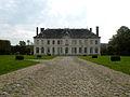 Domaine de Villarceaux - Château du haut 04.JPG