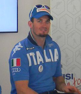 Dominik Paris Italian alpine skier