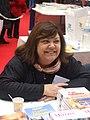 Dominique Marny à la foire du livre 2010 de Brive la Gaillarde.JPG