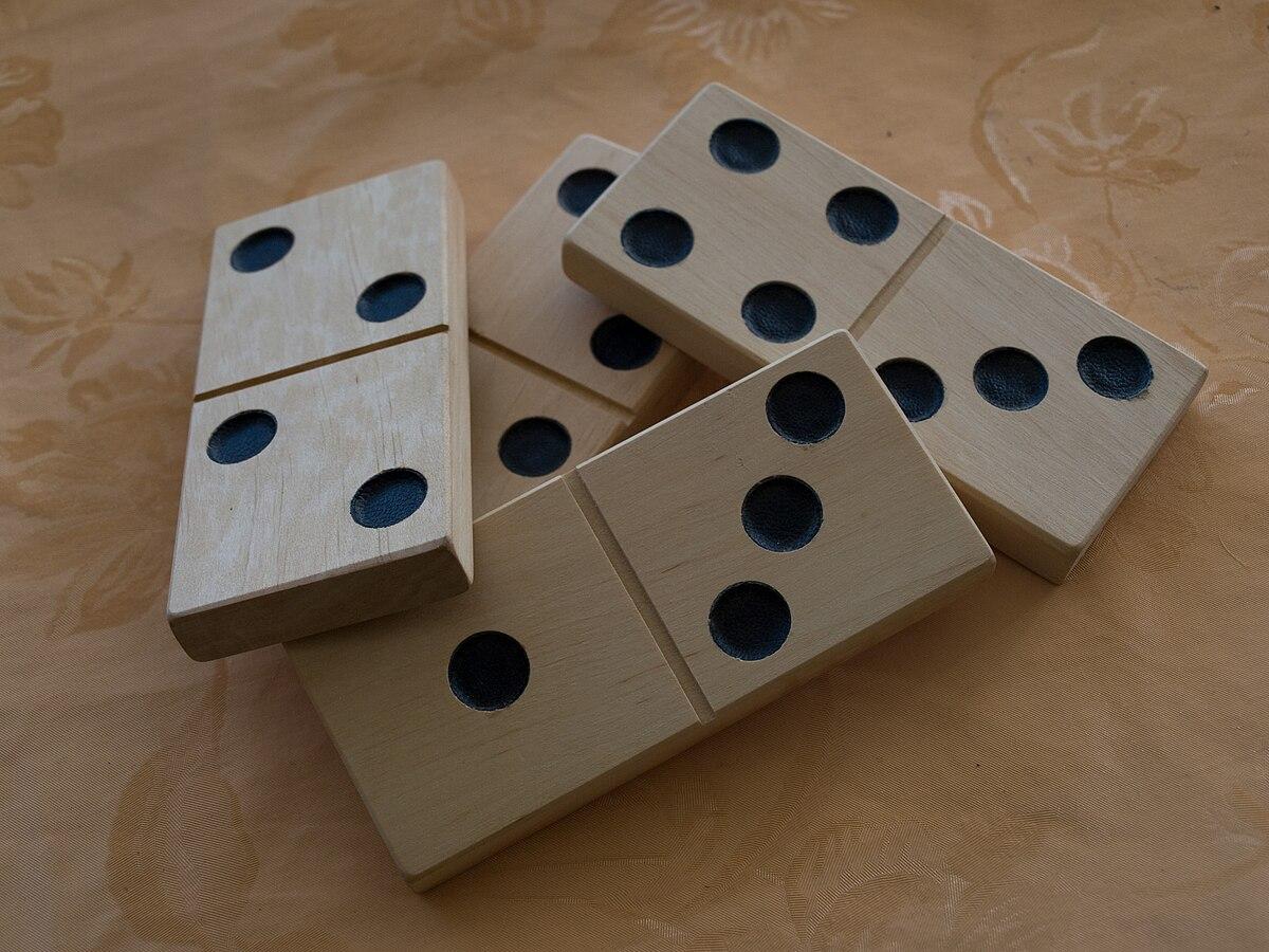 Výsledek obrázku pro domino obrázek