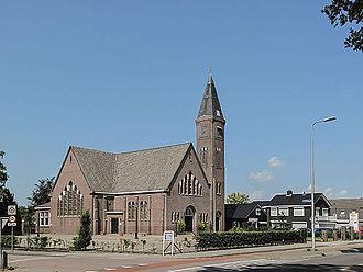 Doornspijk - Image: Doornspijk, de Gereformerde Kerk foto 5 2013 07 15 14.34