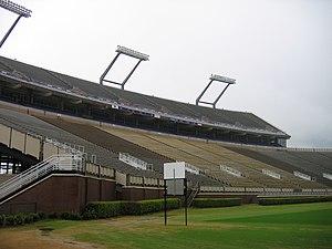 Dowdy–Ficklen Stadium - Image: Dowdy Ficklen Stadium 1