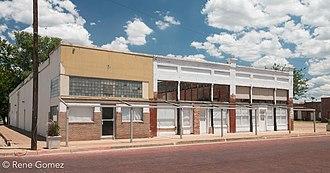 Strawn, Texas - Image: Downtown Strawn Texas 2 (1 of 1)