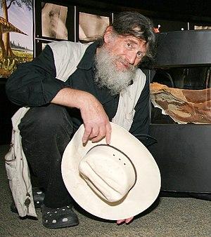 Robert T. Bakker - Robert Bakker in 2008