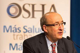 David Michaels (epidemiologist) American epidemiologist