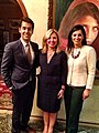 Dr. Parmis Khatibi & Chairwoman of Women's Lead PAC Christine Toretti .jpg