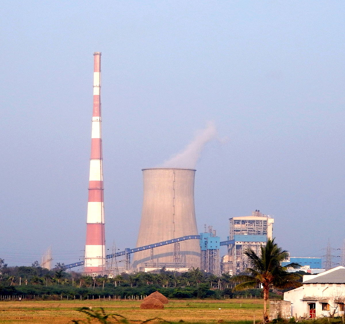 Thermal Power Station : Dr narla tata rao thermal power station wikipedia