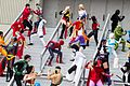 Dragon Con 2013 - JLA vs Avengers Shoot (9671474806).jpg