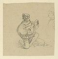 Drawing, Boy playing a lute, ca. 1890 (CH 18404405).jpg