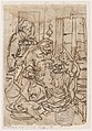 Drawing, The Holy Family and St. John the Baptist, ca. 1590 (CH 18118007).jpg