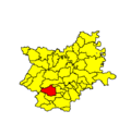 Drenje municipality location.png