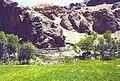 Drewniana rura - okolice Bamianu - 001075s.jpg