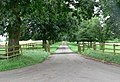 Driveway to Illston Grange - geograph.org.uk - 506244.jpg