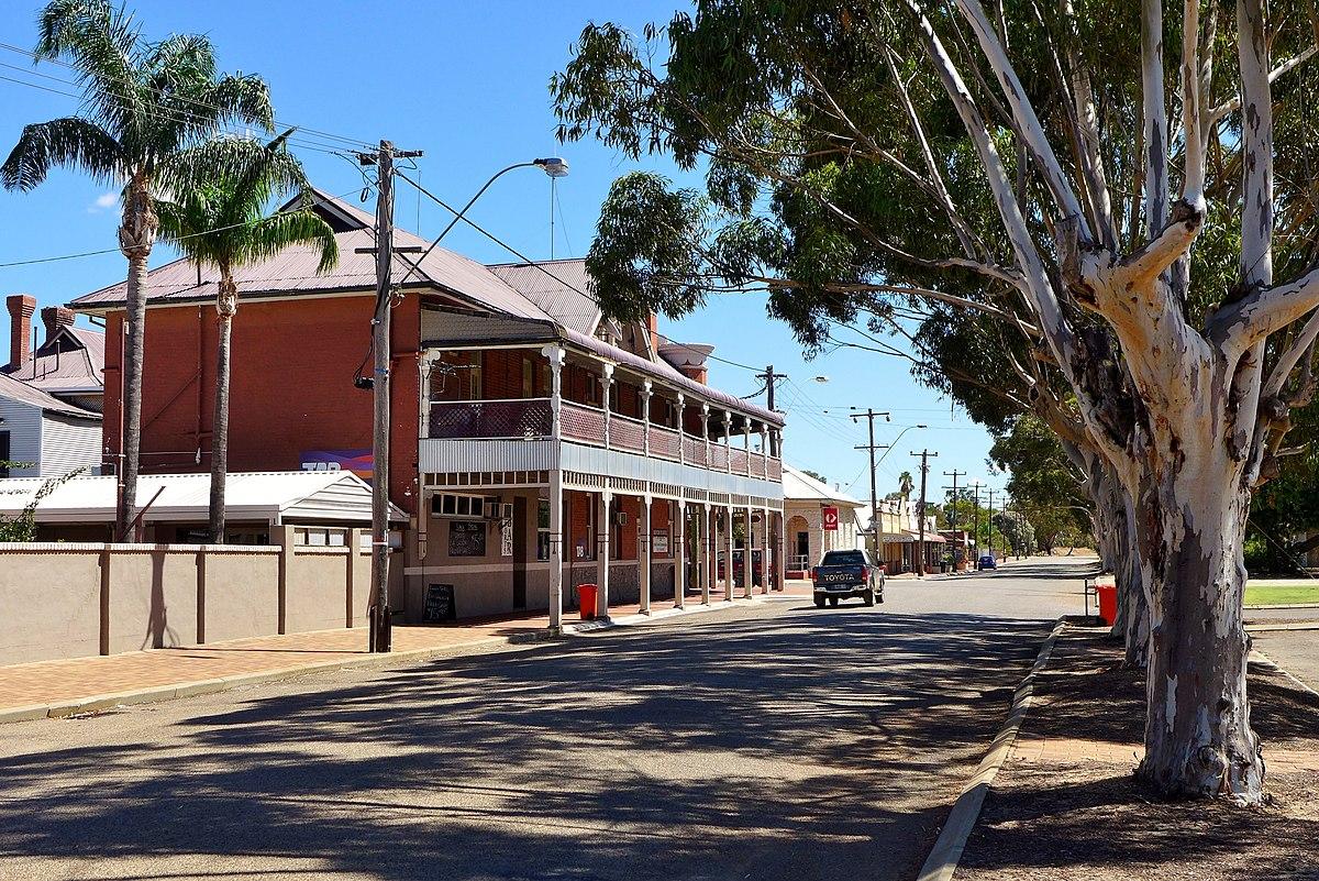 The Drovers Inn >> Moora, Western Australia - Wikipedia