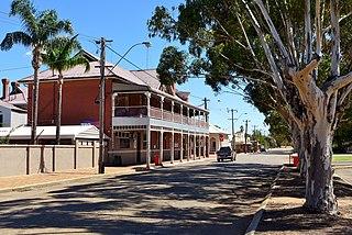 Moora, Western Australia Town in Western Australia