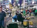 Drummers Yonge Dundas Toronto 2010.jpg