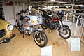 Ducati 600SL 1982 and Honda CB350F 1973 RSideFronts SATM 05June2013 (14597391551).jpg