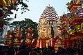Durga Puja Pandal - Tridhara Sammilani - Manohar Pukur Road - Kolkata 2014-10-02 9027.JPG